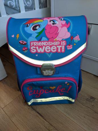 Рюкзак Kite Кайт пони для девочки 1-3 класс