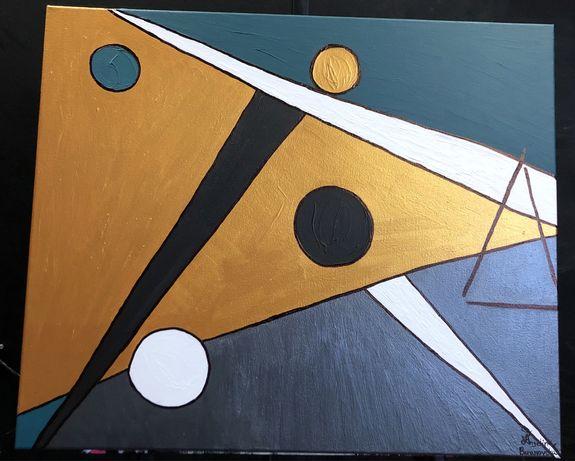 Авторские картины ( мамло,акрил, холмт с подрамником, галерейная натяж