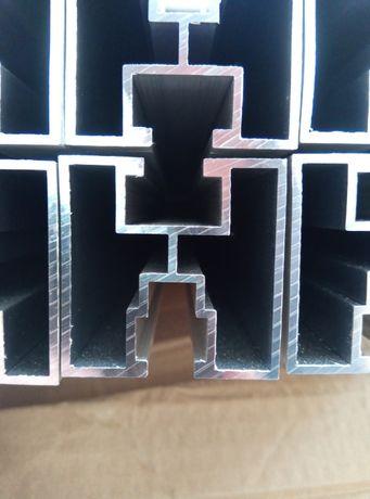 Pofil PV fotowoltaika 40x40 szyna montażowa aluminiowa
