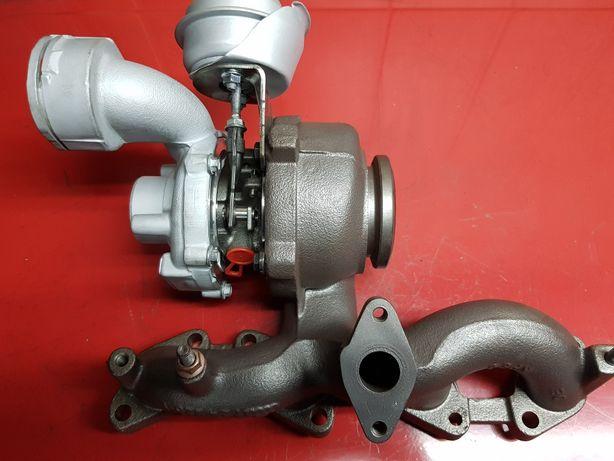 Turbina turbosprężarka 2.0TDI 140KM VW Touran Passat Golf Jetta