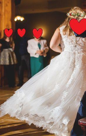 Suknia ślubna Vanilla Sposa MADONNA r. 40-46