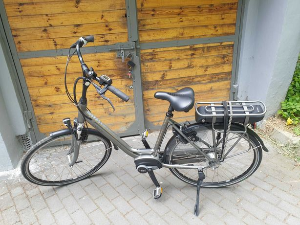 rower elektryczny batavus wayz e-go