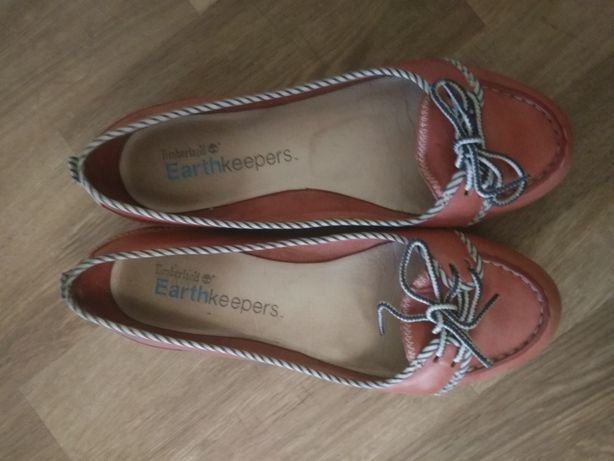 Балетки бу Тімберленд р.38 туфли босоножки сандали Timberland