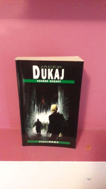 Jacek Dukaj Czarne oceany nowa- pierwsze wydanie