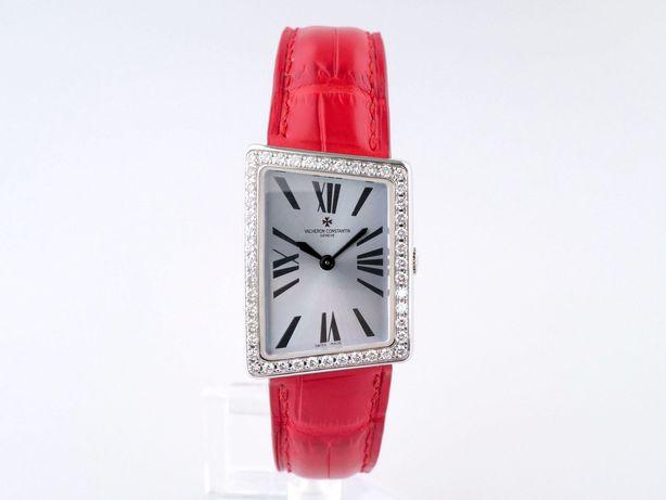 Женские бу часы Vacheron Constantin 1972 Asymmetric 18K Gold Diamonds