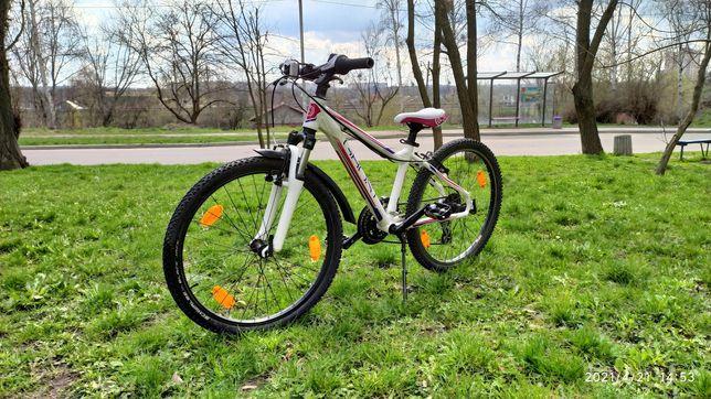 Велосипед ghost powerkid 24, подростковый
