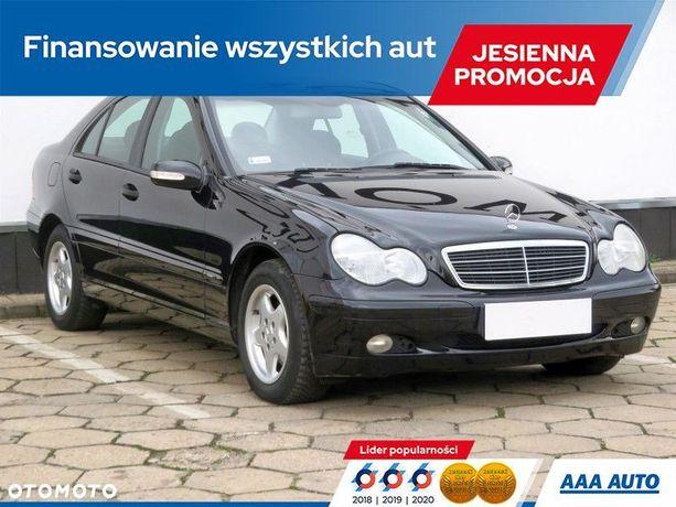 Mercedes-Benz Klasa C C 180 Kompressor , Automat, Klimatronic ,Bezkolizyjny,ALU
