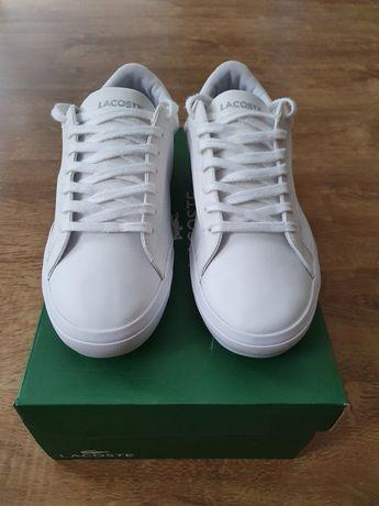 Buty Lacoste białe