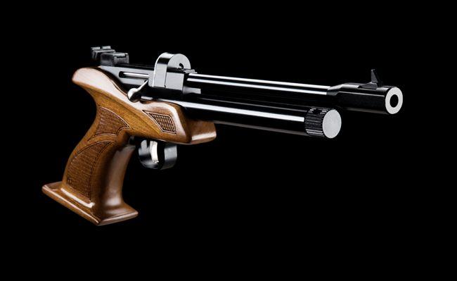 Pistolet Artemis CP1-M (osada ciemna ryflowana) Pabianice - image 1