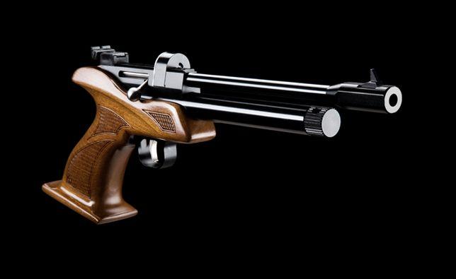 Wiatrówka Pistolet Artemis CP1-M (osada ciemna ryflowana)