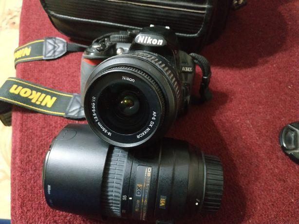 Разом або окремо Nikon D3100 Kit (18-55) +теле (55-300) DX AF-S Nikko
