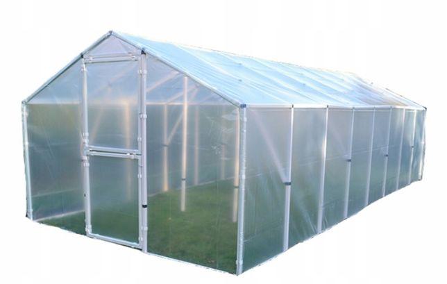 Tunel foliowy folia szklarnia ogrodowa 2,8x3,1 9m2 OGÓREK (PTF1)