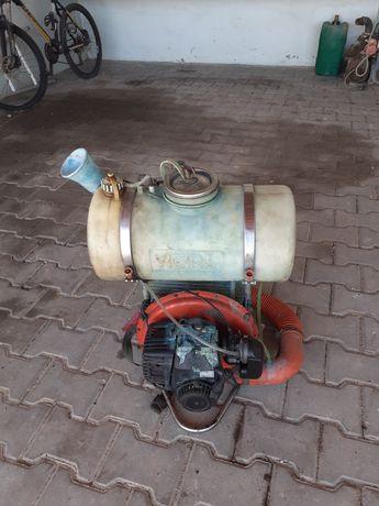 pulverizador a motor