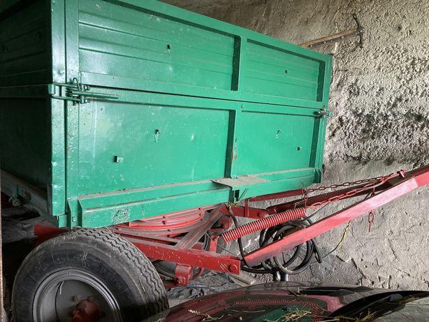 Sprzedam przyczepę rolniczą ZNMR Goleniów T0 70