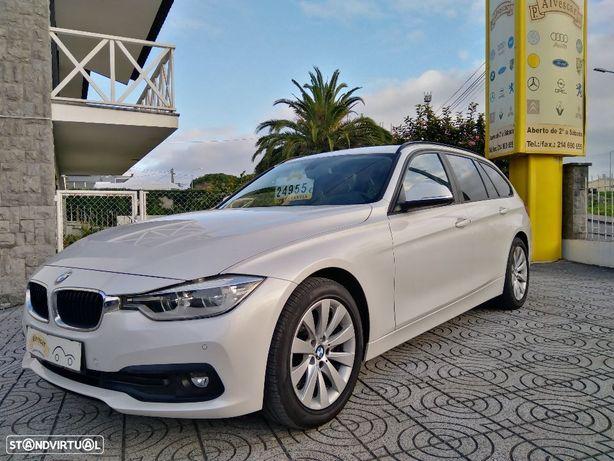 BMW 320 d Touring EfficientDynamics Line Sport