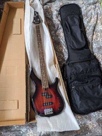 Бас Yamaha trbx174 +коробка