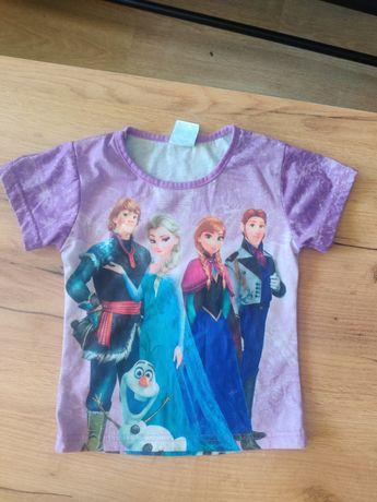 Oddam koszulka Frozen Kraina Lodu 116