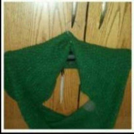 Муфта зелёная