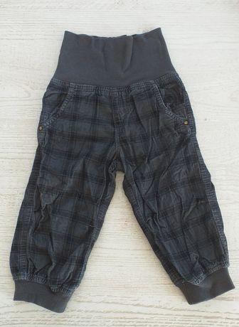 Spodnie chlopiece 80