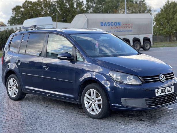 Volkswagen Touran 1.6 anglik privat 7 osobowe