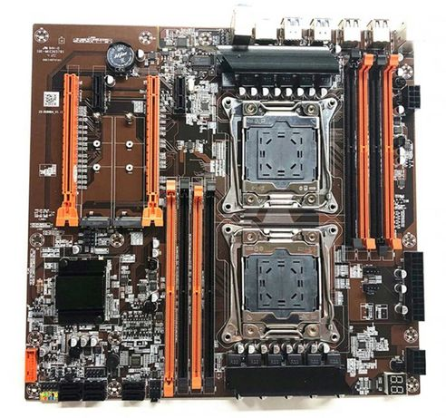 Xeon E5 2699 V3 36R 72W dual płyta X99 16GB DDR4 gratis obudowa