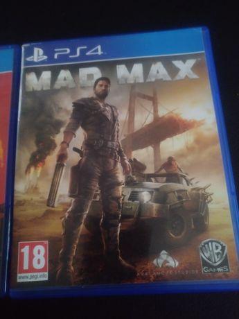 Mad Max na PS4..