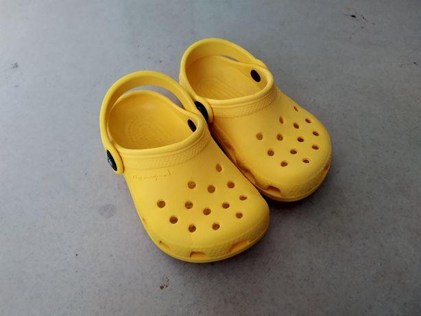 кроксы клоги Crocs оригинал размер 23-24 (6 7)