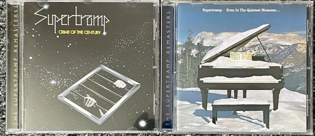 Supertramp - Crime Of The Century / Even In The Quietest Moments...2CD