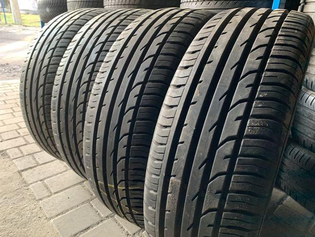 лето 215/55/R18 8мм Continental Premium 2 4шт Летняя резина шины