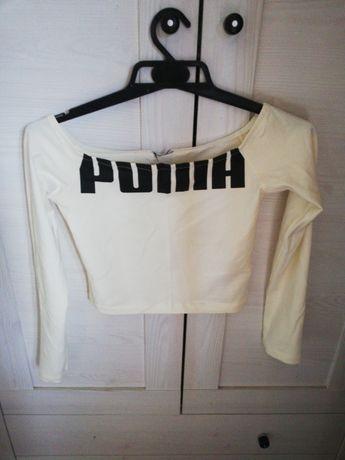 Bluzka puma xs/s