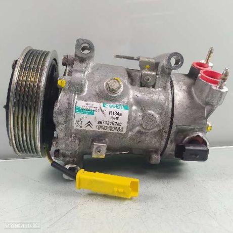 9671216280  Compressor A/C PEUGEOT 207 (WA_, WC_) 1.4 HDi 8HR (DV4C)