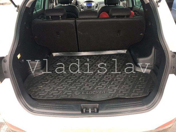 Ковер в багажник Hyundai Tucson 2004-2014;13-15;15- тюксон,ix 35