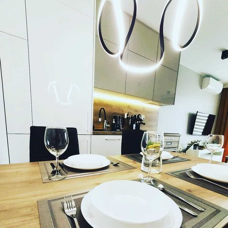 PROMOCJA! Nowy, Lux apartament nad morzem w Grzybowie 100m od plaży