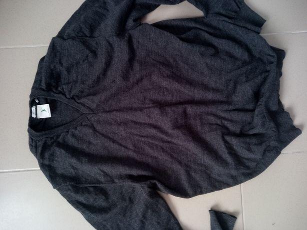 Ciepły sweter cienki lekki Boomerang