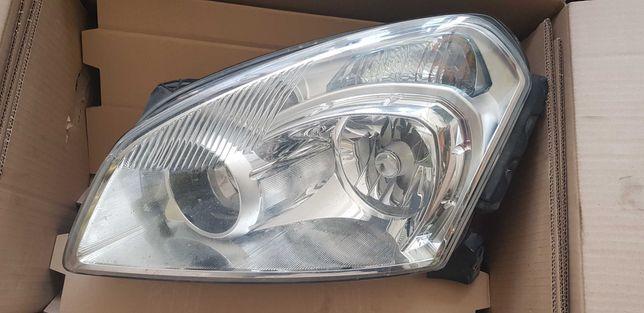 Reflektor lewy Nissan Qashai EU 06-10