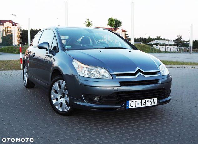 Citroën C4 VTR 1.6 HDI 110KM, zadbany, serwisowany.