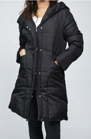 Płaszcz kurtka puchowa S jak nowa