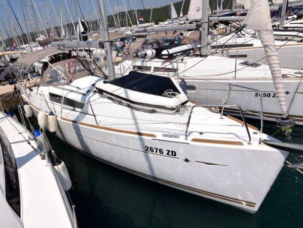 Jacht żaglowy Jeanneau Sun Odyssey 33i, 2014r.