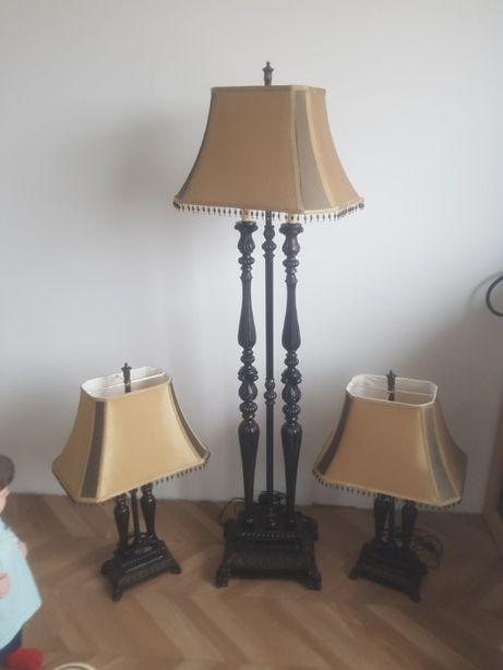Lampa lampy stojąca