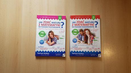 Książki Jak zdać maturę z matematyki