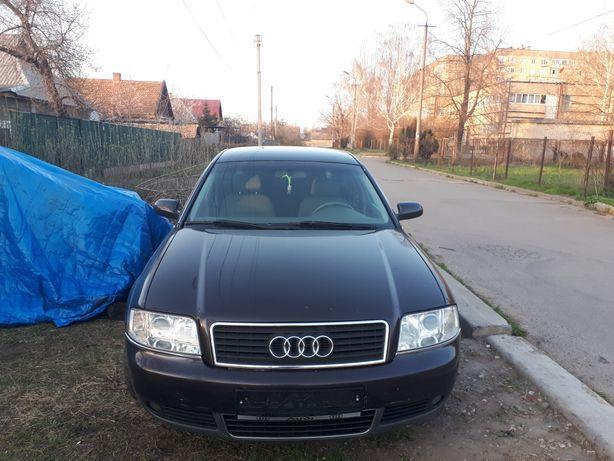 Разборка  Audi A6C5 2,5TD