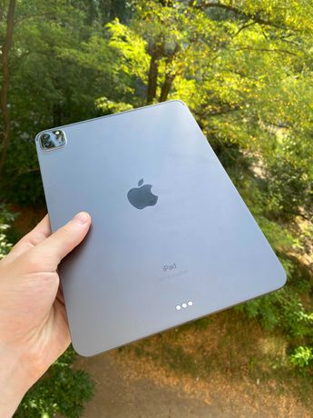 """iPad Pro 11"""" Wi-Fi 256GB 2020 Space Gray в ідеальному стані"""
