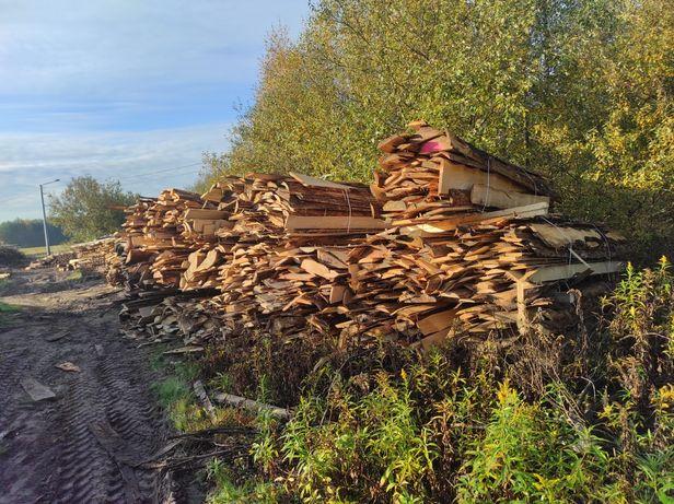 Drewno opałowe tartaczne