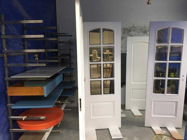 Lacagem em cabine estufa restauros em obra