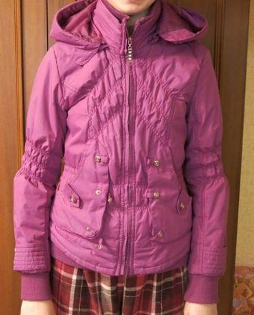 Куртка демисезонная 146-152 ( 10-12 лет)