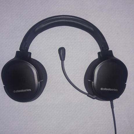 Наушники steelseries arctis 1