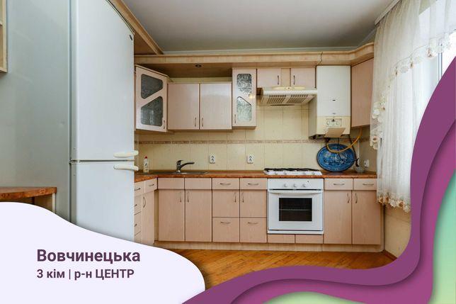 3кім по вул.Вовчинецька, і\о, всі меблі і техніка!