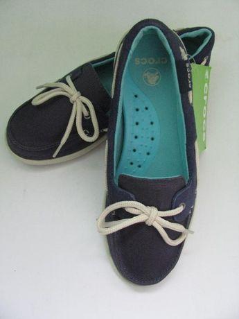 Мокасины crocs, размер 35.5