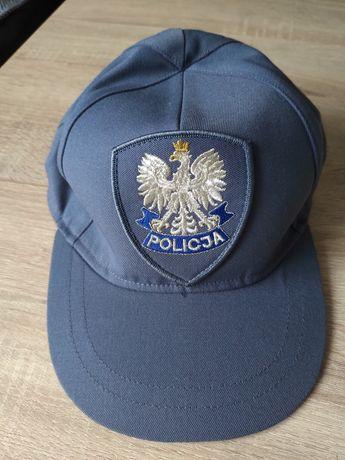 Czapka policja milicja PRL