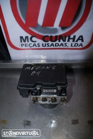 Módulo Bomba ABS Renault Megane II   0265800300